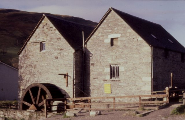 Blair Athol Corn Mill