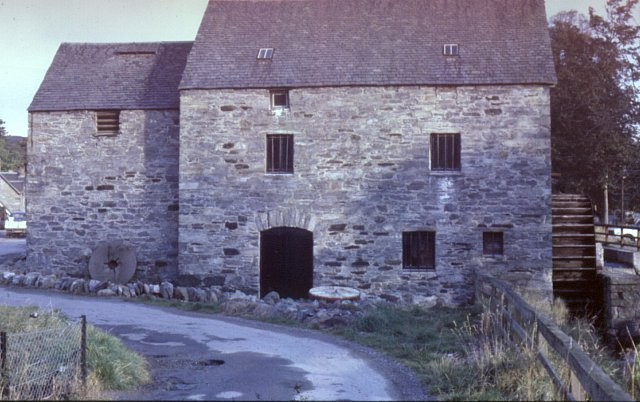 Blair Atholl Mill other side