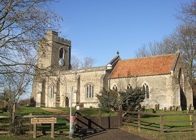 St. Leonards, Grendon Underwood