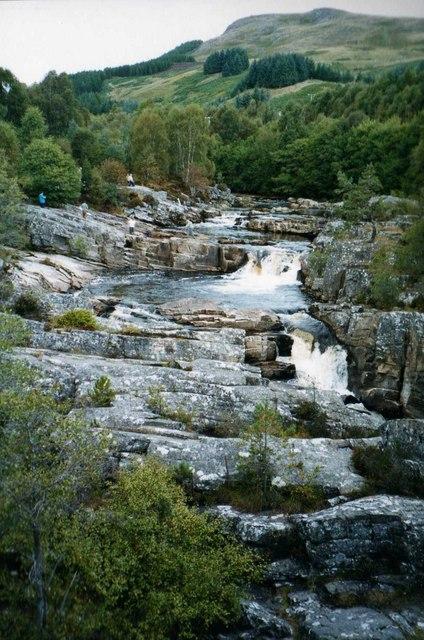 Rogie Falls