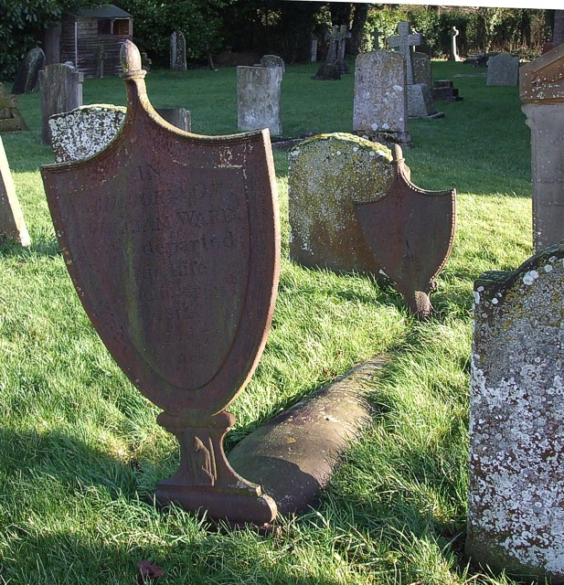 Shielded Grave