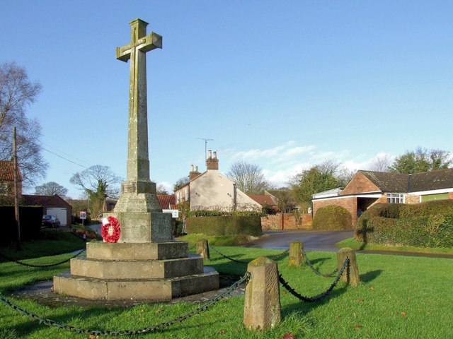 Village Cross, Old Bolingbroke