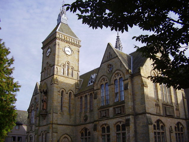 Knox Institute, Haddington, East. Lothian, Scotland