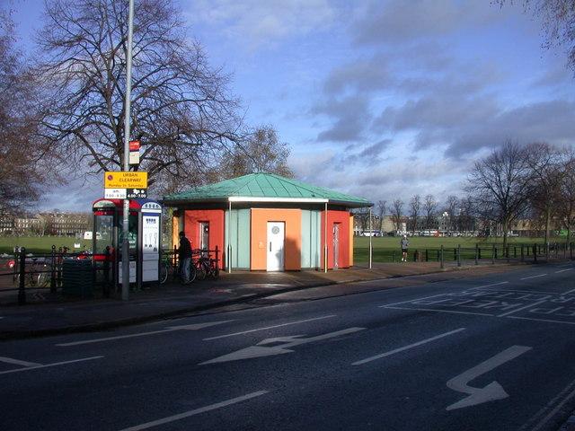 Gonville Place / Parker's Piece public toilets