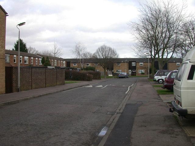 Hazelwood Close