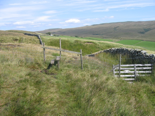 Stile on the Ribble Way