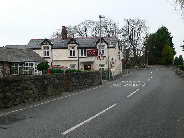 Tafarn Newydd - New Inn, Dyserth