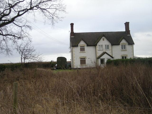 House opposite Sandy Lane