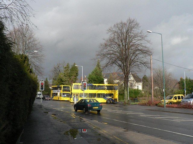 Bournemouth: bright buses