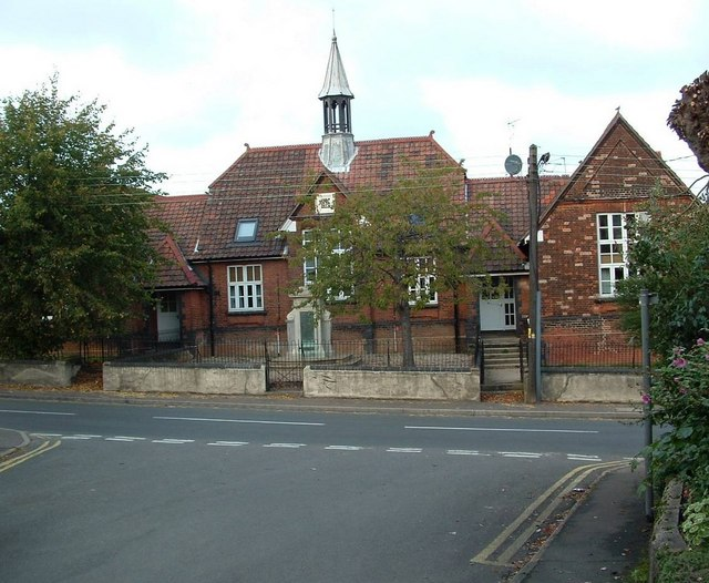 Former Elementary School, Melton Constable