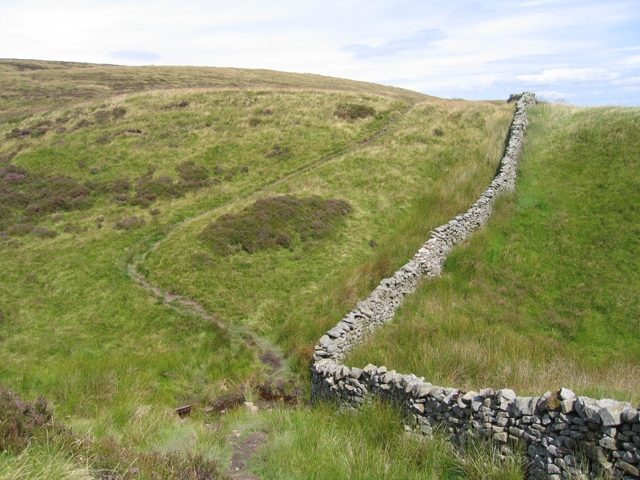 The Ribble Way and Sikesdale Gill