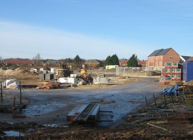 The Limes housing development