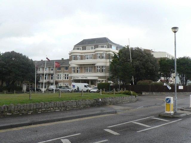 Bournemouth: Carlton Hotel