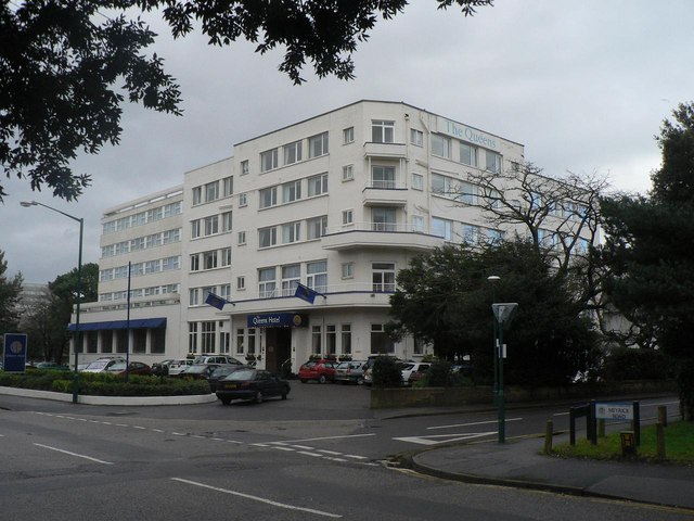 Bournemouth: Queens Hotel