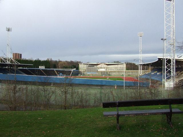 Crystal Palace international sports centre