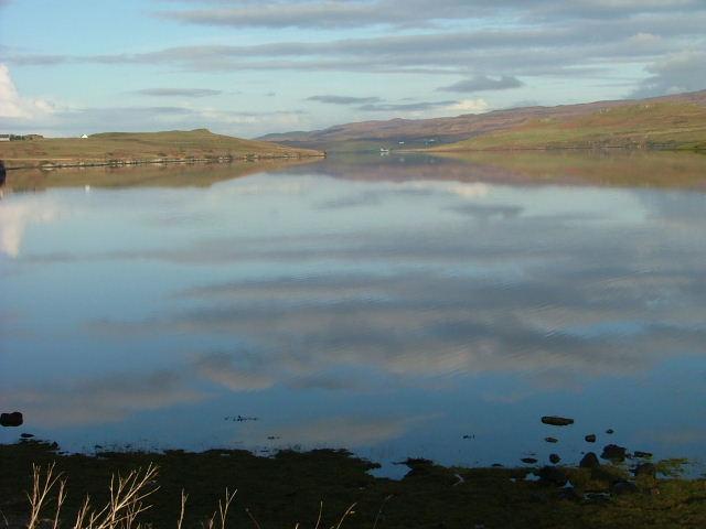 Loch Snizort Beag
