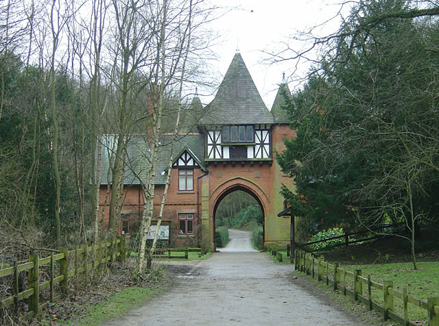 Bestwood Country Park - Alexandra Lodges