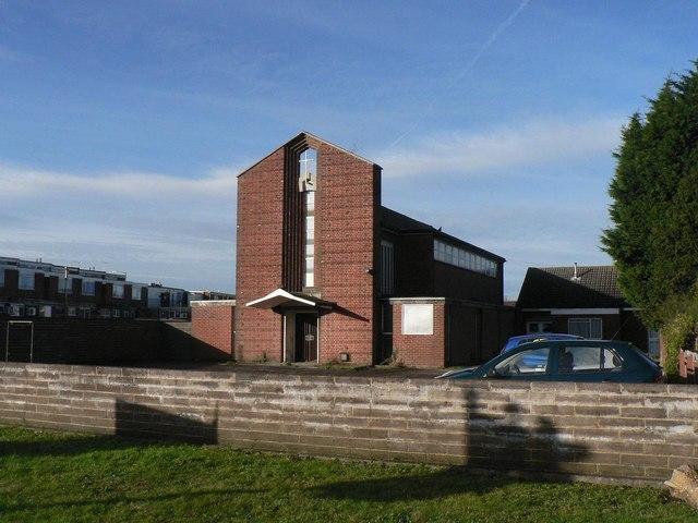 Wallisdown: former Methodist church
