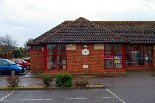 Buckden library