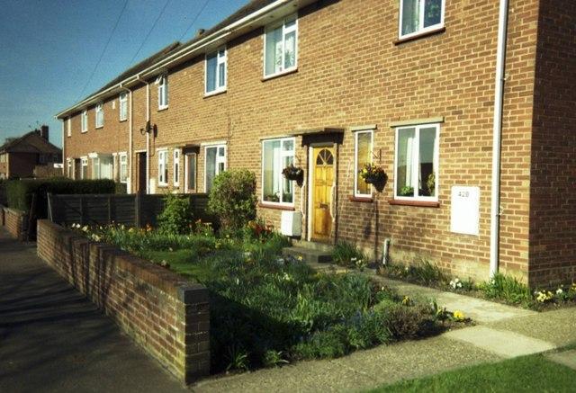 Hall Road, Tuckswood, Norwich