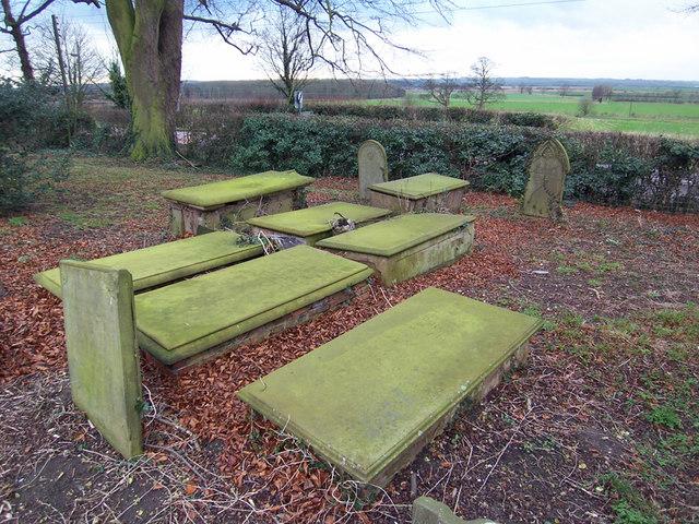 Horkstow Churchyard