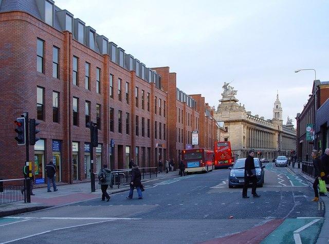 Alfred Gelder Street, Hull
