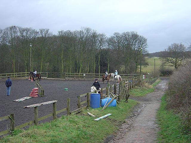 Equestrian Centre at Violet Hill