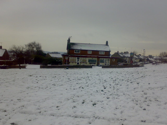The Crayfish Public House, St. Paul's Cray