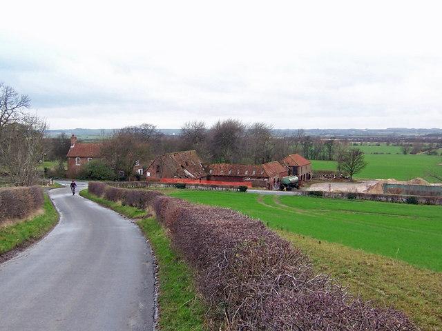 Hall Farm, Horkstow