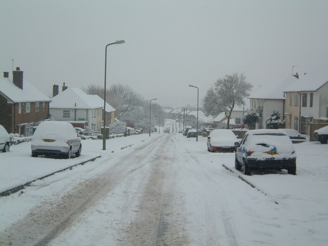 Ravensbury Road, St Paul's Cray