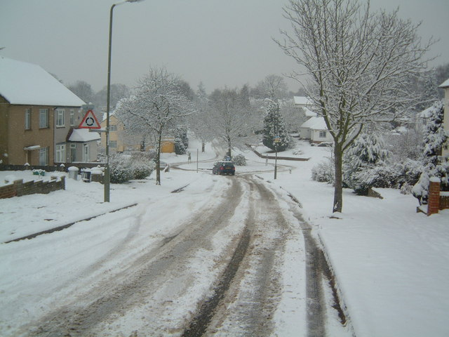 Ravensbury Road, St Paul's Cray