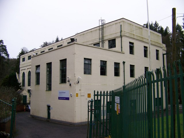 Bonnington Power Station