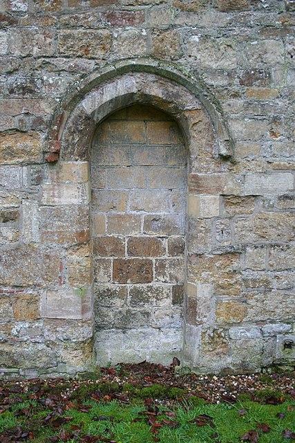Chancel north doorway