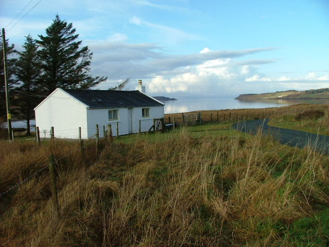 Cottage at Aird Point