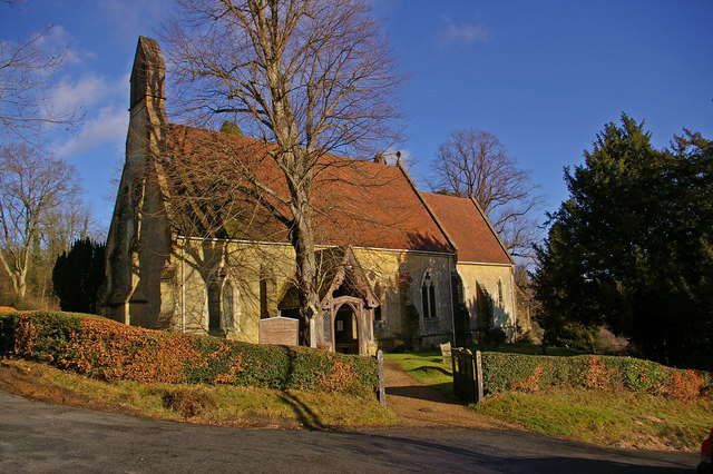 Christchurch, Coldharbour