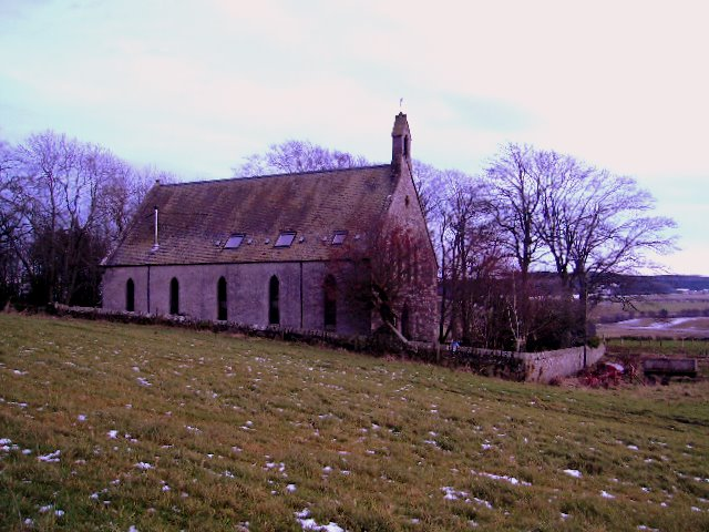 The Kirk at Newmill