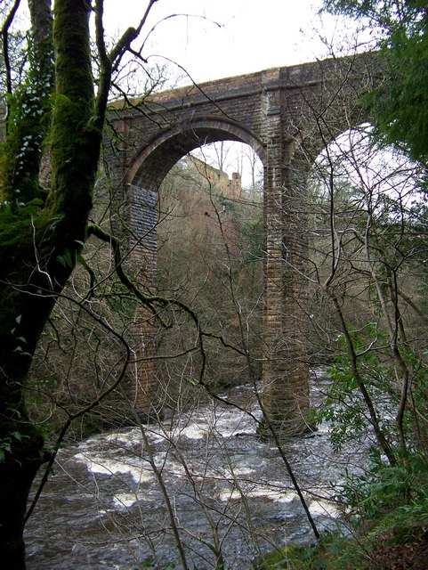 The Duke's Bridge - Chatelherault Country Park