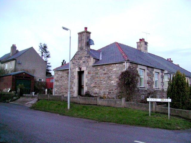 A dwelling at Main Street, Newmill