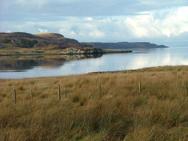 Croftland at Aird Point