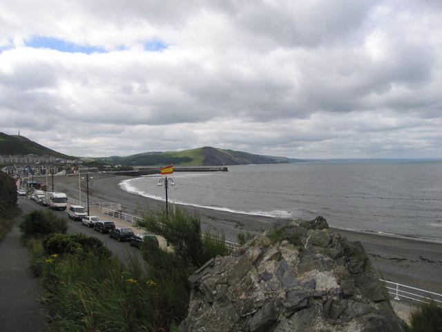 Aberystwyth South Beach