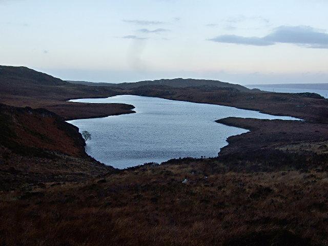 Loch a' Choire Bhuidhe