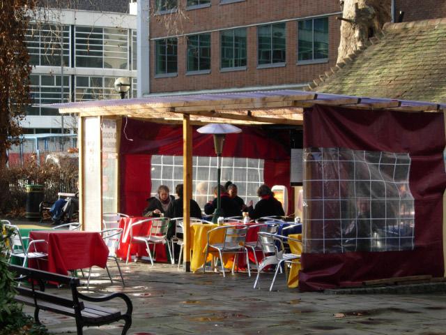 Park Cafe, Red Lion Square