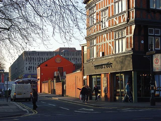 Hosier Street, Reading