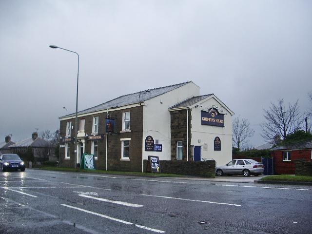 Griffins Head Inn, Burnley Road, Accrington