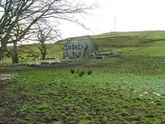 House at Greshornish