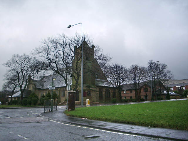 St Augustine's Church, Huncoat
