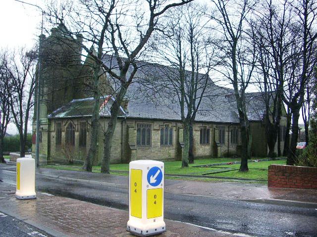 St Augustine's Church, Huncoat