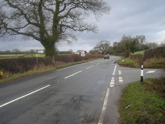 Turn right for the village of Clive
