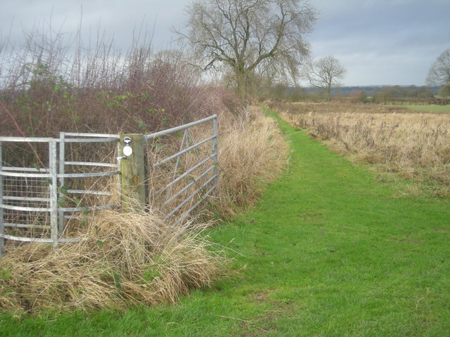 Shropshire Way to Wem