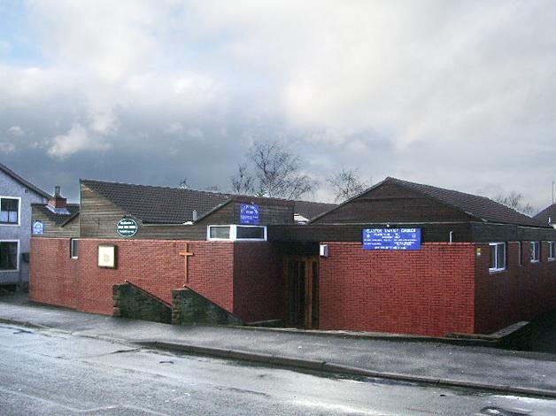 Clayton Baptist Church, Sparth Road, Clayton-le-Moors